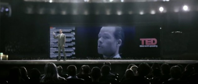 He Wants To Change The Future, Indulge In Peter Weyland (Guy Pearce) TED Talk  Prometheus Viral