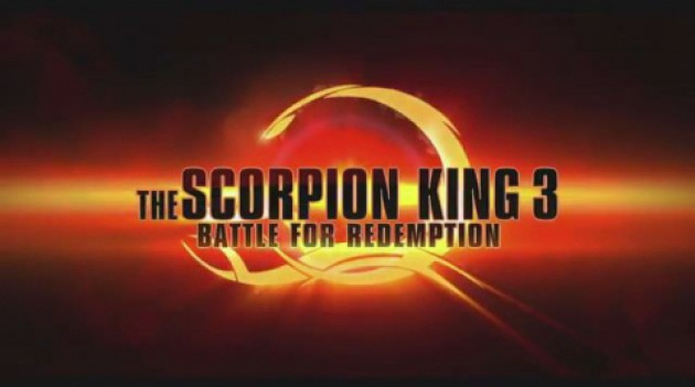 DVD Review: The Scorpion King 3: Battle for Redemption