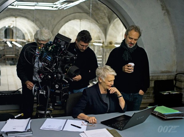 Sam Mendes Posts His First SKYFALL Video Blog