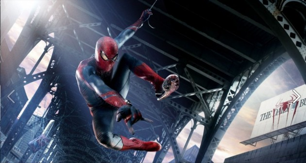 A New International AMAZING SPIDERMAN Trailer Reveals