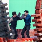 First Video From The Set Of STAR TREK 2 Cumberbatch And Quinto Kick Off…