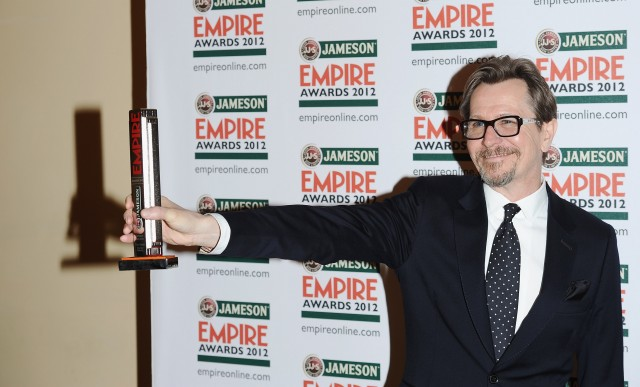 Tinker Tailor Soldier Spy Dominate Jameson Empire Awards 2012