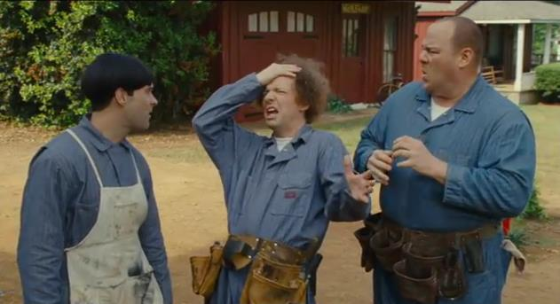 A New Jackass Inspired THE THREE STOOGES Trailer Makes Hara-Kiri  Look More Appealing