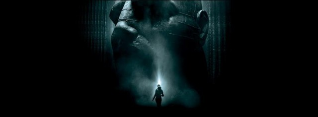 A Second PROMETHEUS TV Spot Reveals New Footage