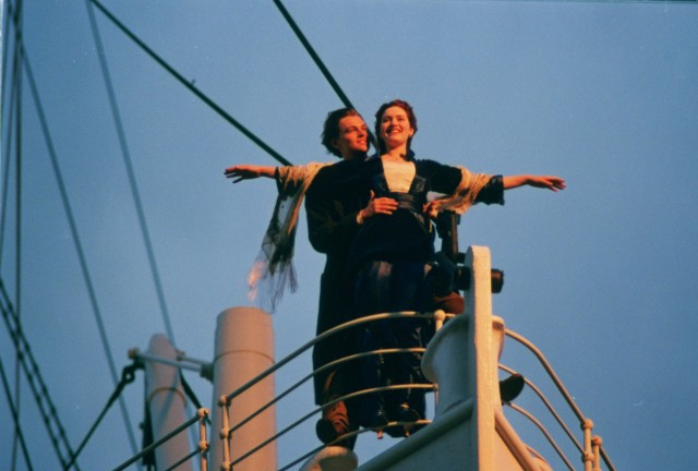 Feel That Sinking Friday Feeling With 2 Clips From TITANIC 3D