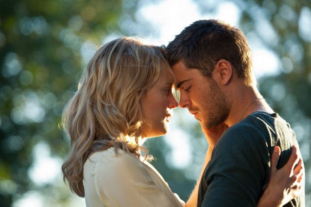 Zac Efron's THE LUCKY ONE Shows Off New TV Spot And Stills