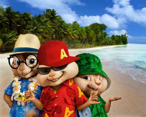 """Things Are Going To Get Squeaky"" – ALVIN & THE CHIPMUNKS: CHIPWRECKED Coming To DVD/Blu Ray April"