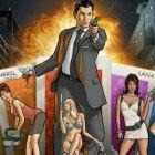 Blu-Ray Review: ARCHER Season 2