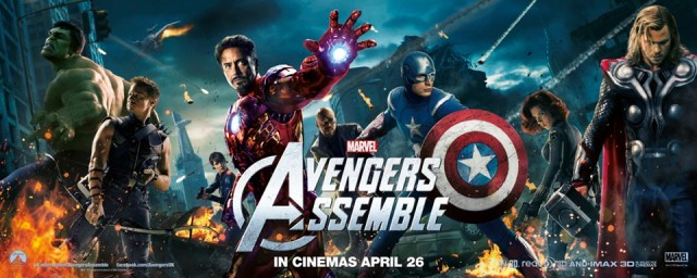 6 New UK Avengers Assemble Posters