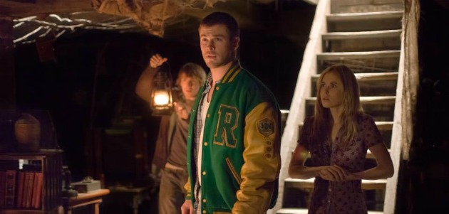 """The lambs have come to the killing floor."" – Watch New 60 Second CABIN IN THE WOODS Trailer"