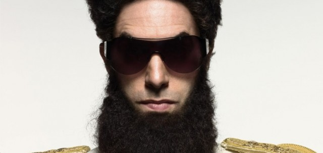Is Anna Faris A man?  Well His Excellency Thinks So! New 2nd THE DICTATOR Trailer
