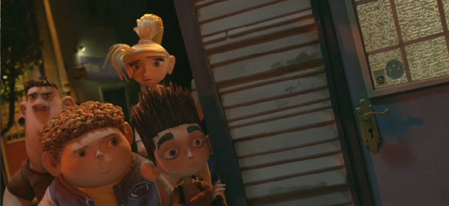 The New  US Theatricial Trailer For PARANORMAN