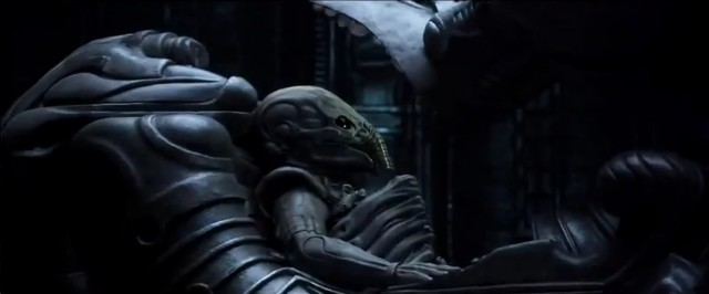 The First TV Spot For PROMETHEUS Lands Online!