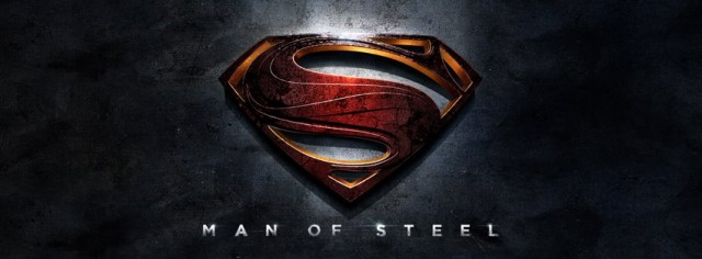 MAN OF STEEL Logo Revealed