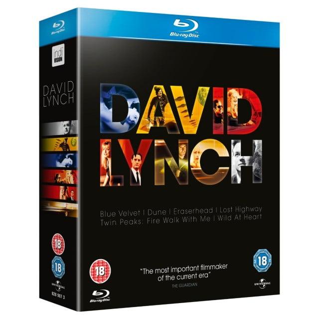 David Lynch Classics Coming To Blu-Ray