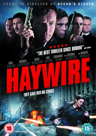 Competition:Win HAYWIRE On DVD