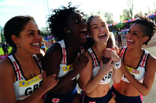 One For The Olympics! FAST GIRLS  UK  Trailer Races Online…