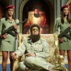 General Aladeen Congratulates The Queen On Her 'Blood Diamond Jubilee', New THE DICTATOR Video
