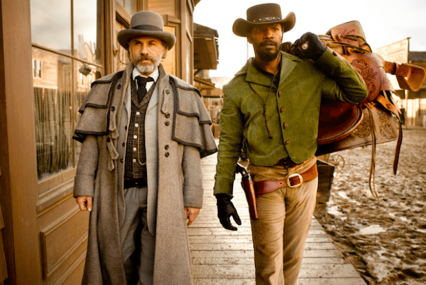 First Official DJANGO UNCHAINED Images  Revealed!