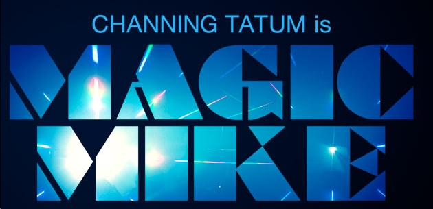 'It's Raining Men' At The European Premiere of MAGIC MIKE