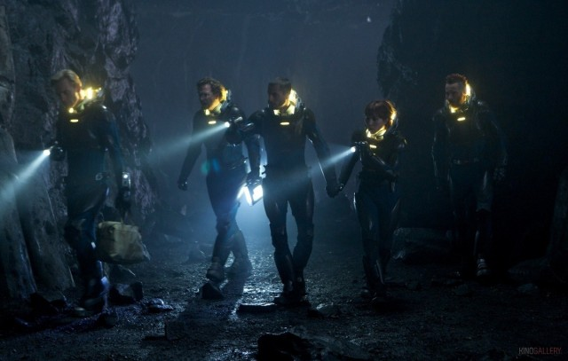 Channel Four To Air The World Premier of New PROMETHEUS Trailer This Monday!