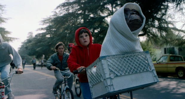 E.T Comes Home…To Blu Ray For The First Time!