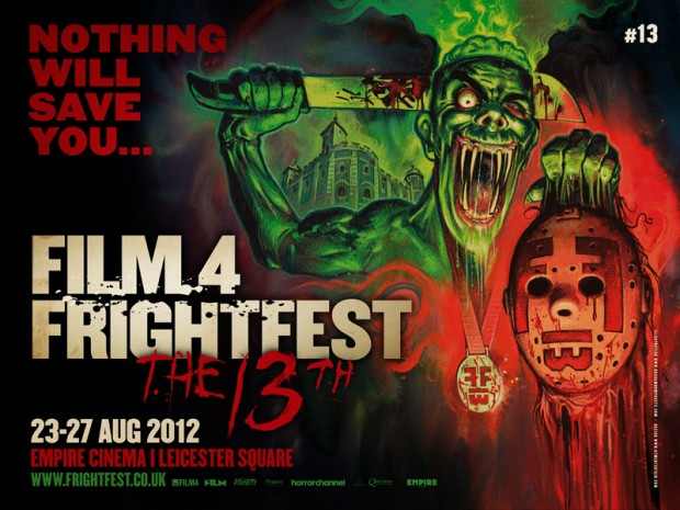 Film4 Frightfest 13th Poster Revealed