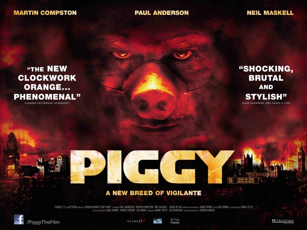 Competition: Win A Signed PIGGY POSTER