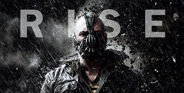 New THE DARK KNIGHT RISES UK TV Spot