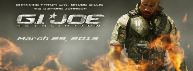 G.I JOE RETALIATION Pushed Back To March 2013