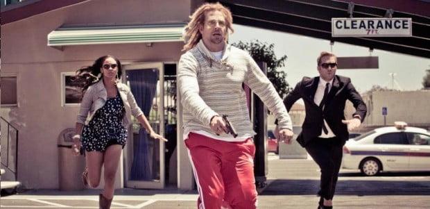 HIT AND RUN Trailer Crashes Online Starring Dax Shepard, Kristen Bell, Bradley Cooper
