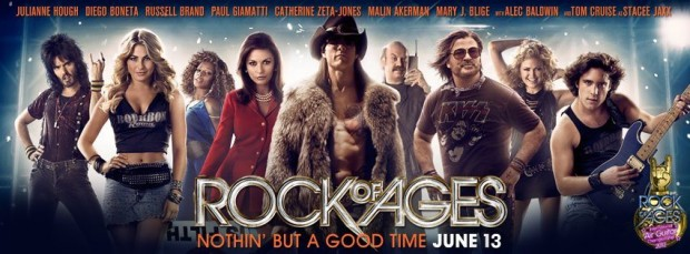Do you think you have what it takes to be the ultimate Air Guitar legend? ROCK OF AGES