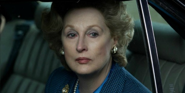DVD Review: The Iron Lady
