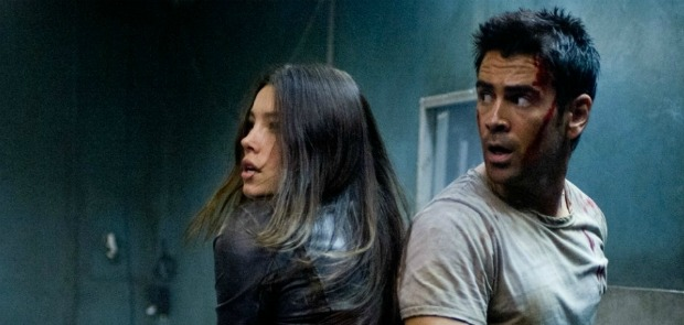 Uneventful First TV Spot For Len Wiseman's TOTAL RECALL
