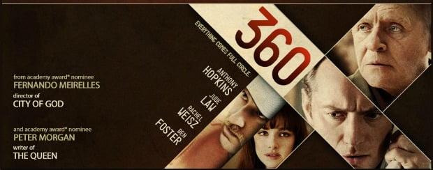 U.S Trailer For Fernando Meirelles' 360