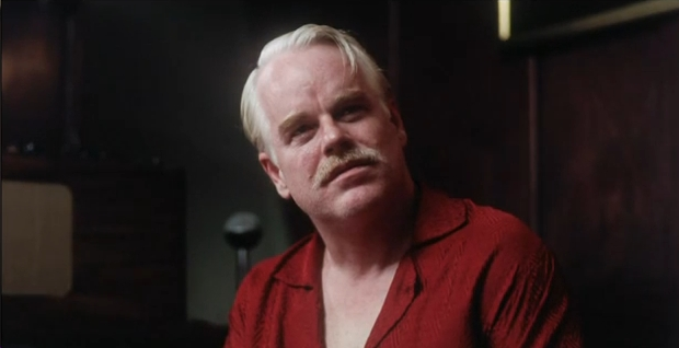 Philip Seymour Hoffman Is Hopelessly Inquisitive In Trailer 2 For THE MASTER