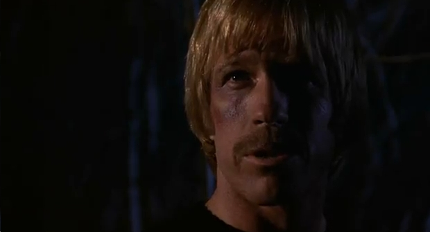 The Original American Ninja Chuck Norris THE OCTAGON Been Re-Released This August!