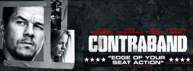 Contraband DVD Review