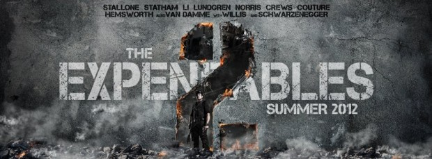 """""""Tighten Up Arnie's Back"""" 2 More TV Spots For THE EXPENDABLES 2"""