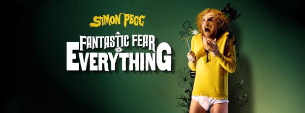 Feature: Simon Pegg Retrospective