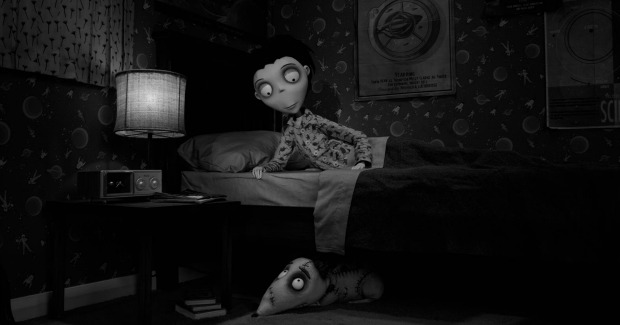 New FRANKENWEENIE Trailer Shows Tim Burton Might Just Be Back On Form!