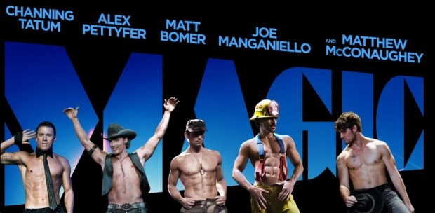 4 New MAGIC MIKE TV Spots Show Channing Can Move For The Ladies