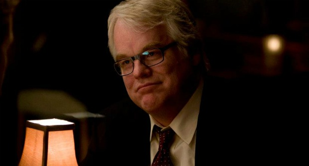 Phillip Seymour Hoffman To Play Plutarch Heavensbee In The Hunger Games:Catching Fire?