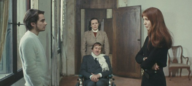 Pigsty (Porcile) DVD Review (Masters Of Cinema Release)