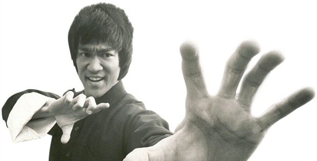 Win I Am Bruce Lee DVD, T-Shirt & Poster