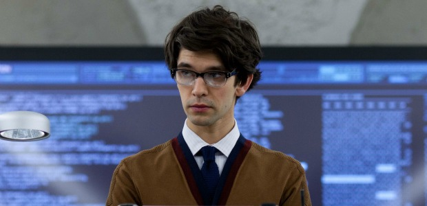 First Look At Ben Whishaw, Skyfall's New Q