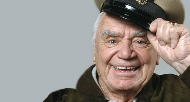 Screen Legend Ernie Borgnine dies Aged 95