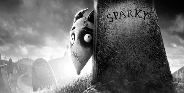 Meet Sparky In New Frankenweenie Featurette
