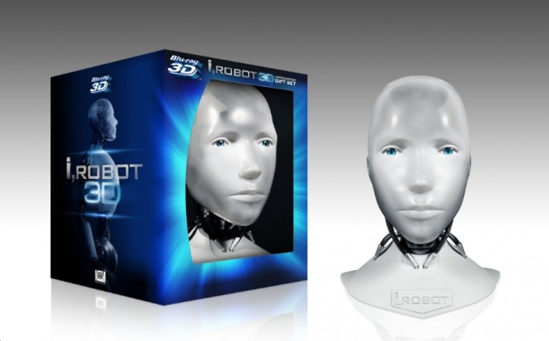 I,Robot Coming To 3D Blu-Ray This October!