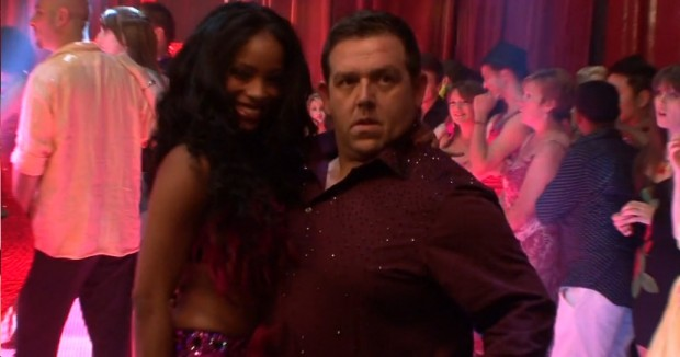 Nick Frost Glitters In Second Cuban Fury Production Blog
